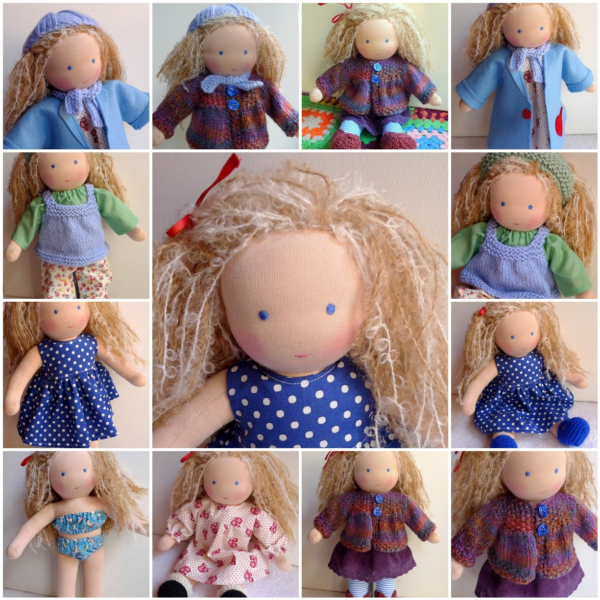 Alison's doll