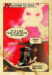 From the 18th Century, Jack Sparrow speaks truth. by Axel Bührmann