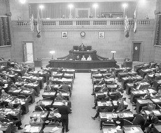 House Voting Panel, Missouri General Assembly (MSA)