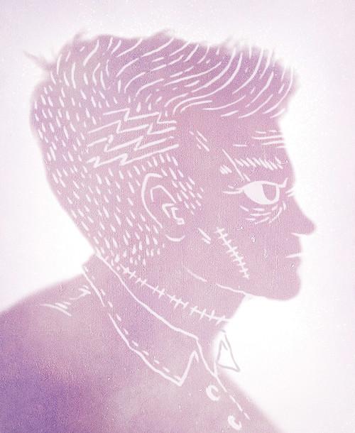 chris silhouette