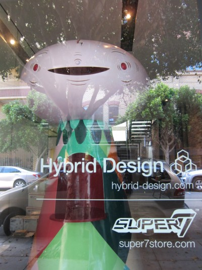 Hybrid x Super 7 New SF Office