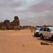 Libyjská poušť, foto: Daniel Linnert