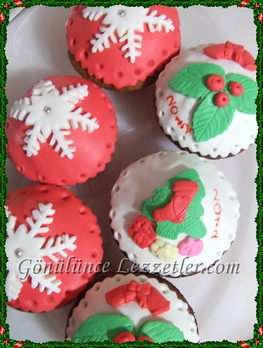 yılbaşı muffinleri