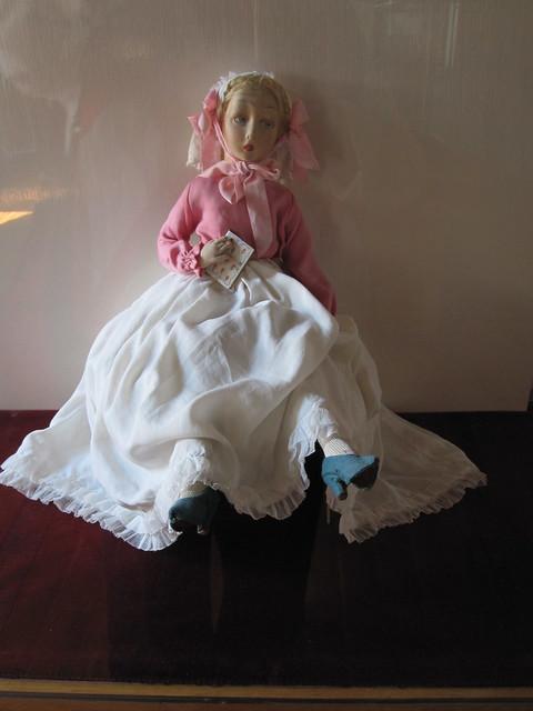 A Croatian doll