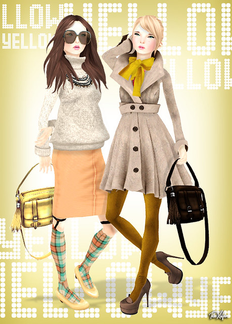 #Yellow/Cream-COLORSTYLE#02