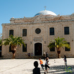 Church of Saint Titus in Heraklion, Crete