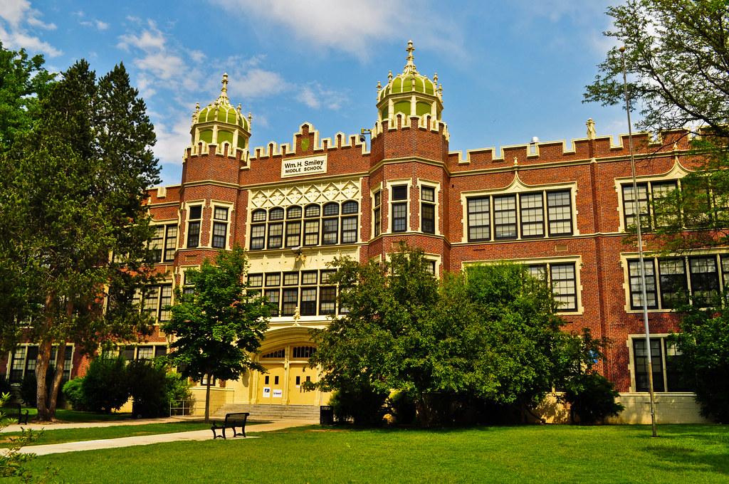 DENVER - Historic Public School Architecture From The City ...