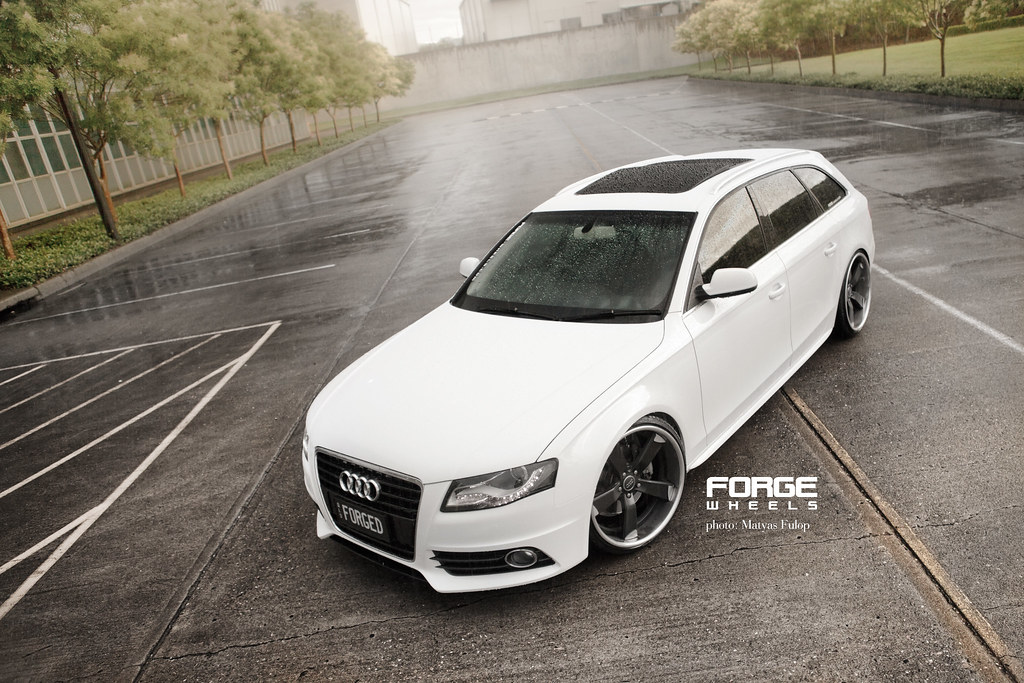 FORGE Wheels Audi A4