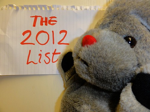 The 2012 List Modelled by Sweep