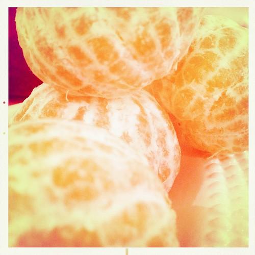 Tangerines          Day 194