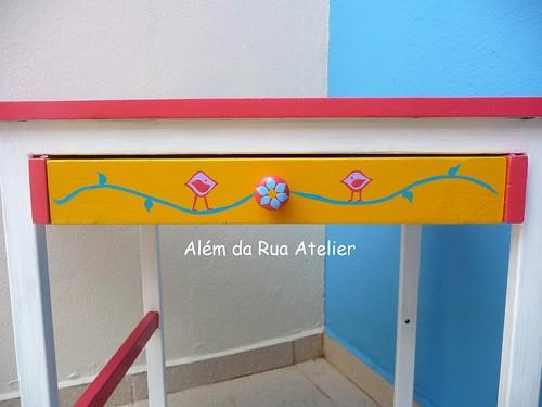 Restauração e reciclagem de uma mesa antiga, com passo a passo !!!