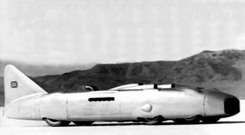 Thunderbolt Speed Car 28th October 1937 Utah