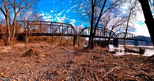 Railroad Bridge by a2roland
