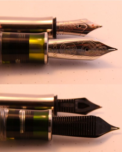 Nib Comparison Resized