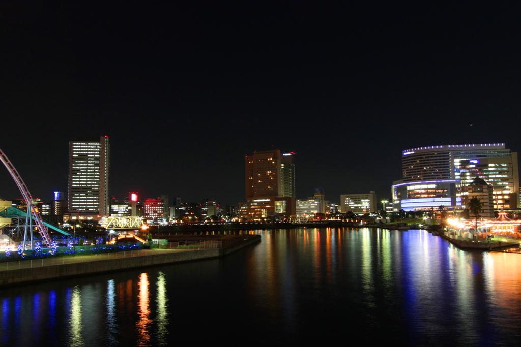 Yokohama Night Photo (5)