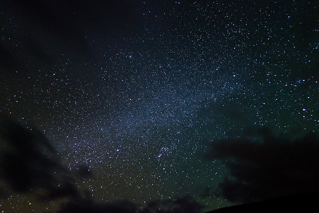 Maroc 2011 - Milky way
