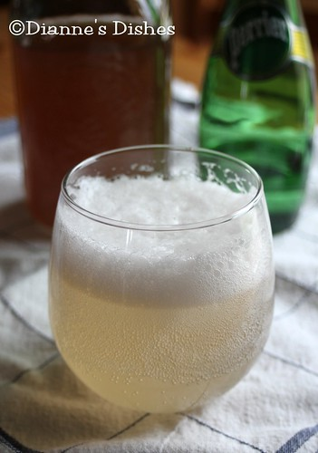 Make Your Own Ginger Ale: Ginger Ale