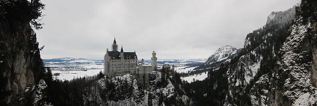 Neuschwanstein Panorama
