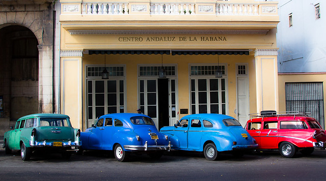 RGB in Havana, par Franck Vervial