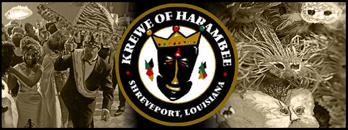 Krewe of Harambee, Shreveport by trudeau