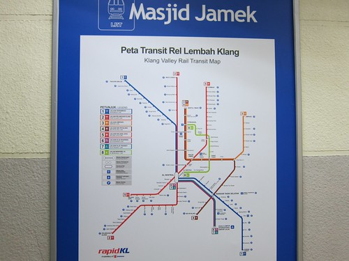 Klang Valley Rails Network