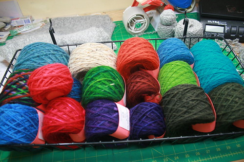 Yarn For Booth