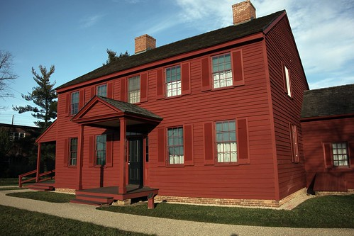 Mary Surratt House - front