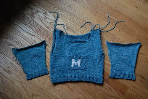 M Sweater - To be sewn