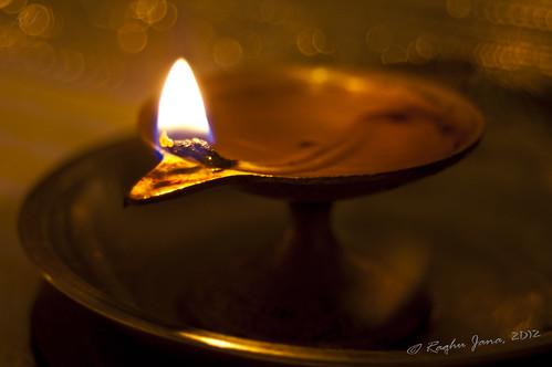 048 - Oil Lamp