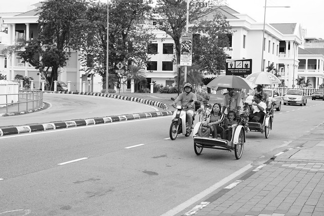 Tricycles of Penang