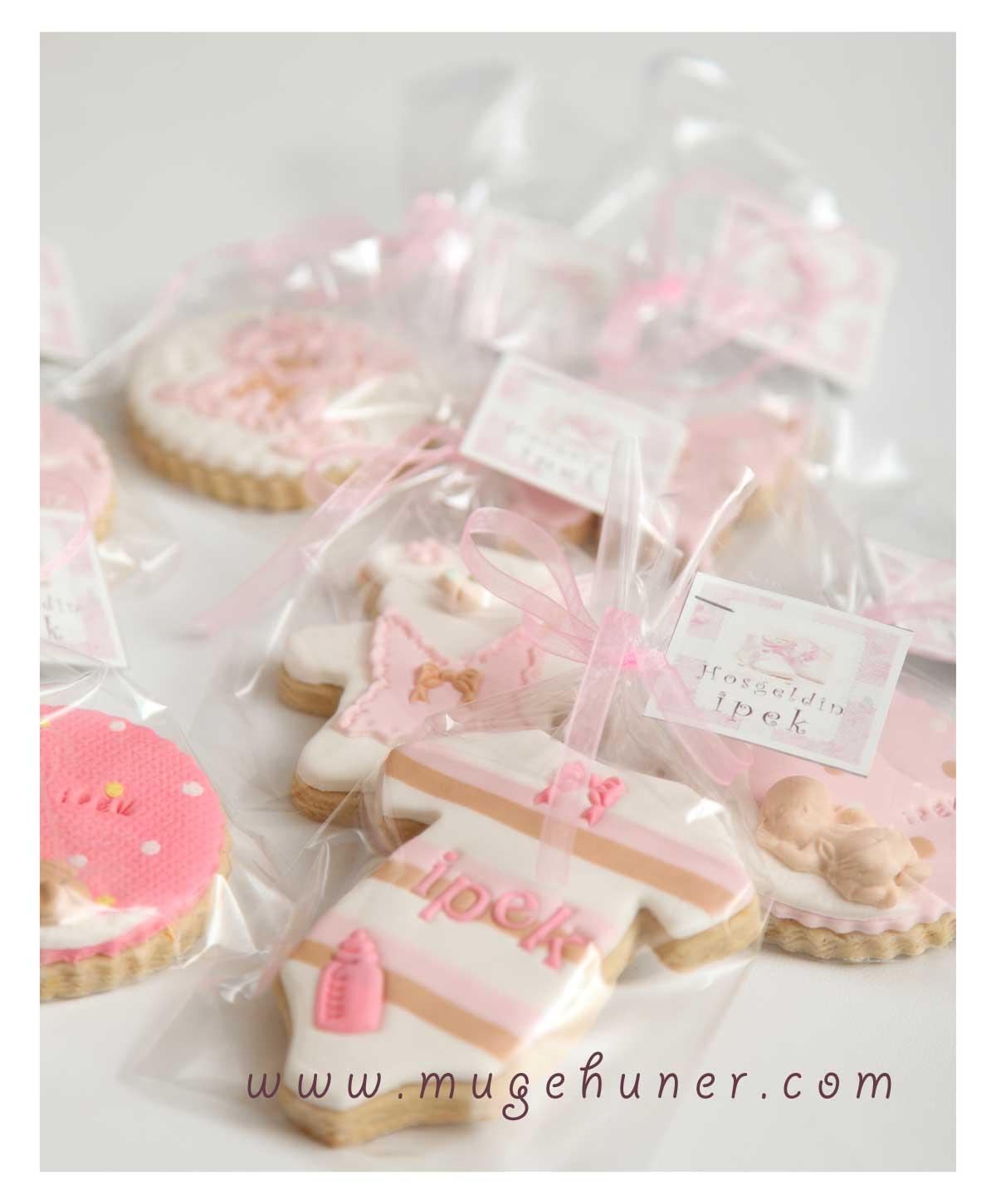 Kız bebek kurabiyeleri-2