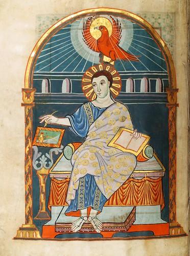 004-Gero-Codex  Evangelistar Hs 1948- Universitäts- und Landesbibliothek Darmstadt