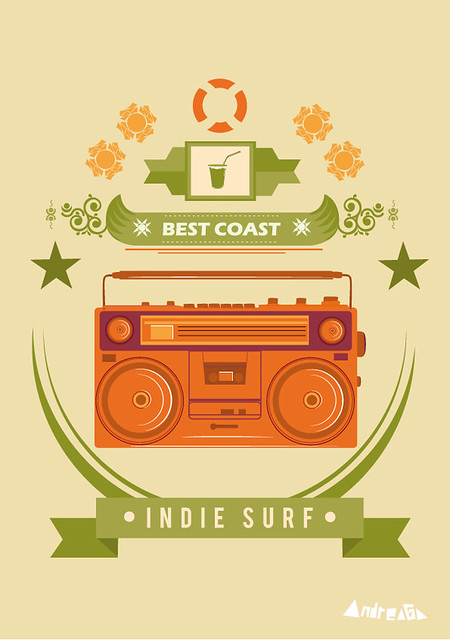 indie surf by Andreaga