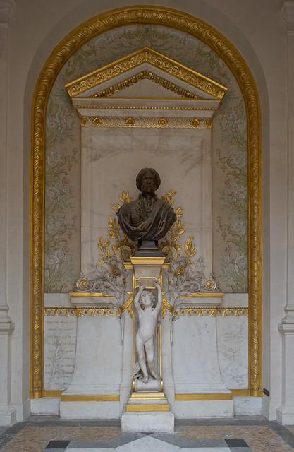 Monument la m moire de f lix duban cole des beaux arts - Ecole des beaux arts paris ...