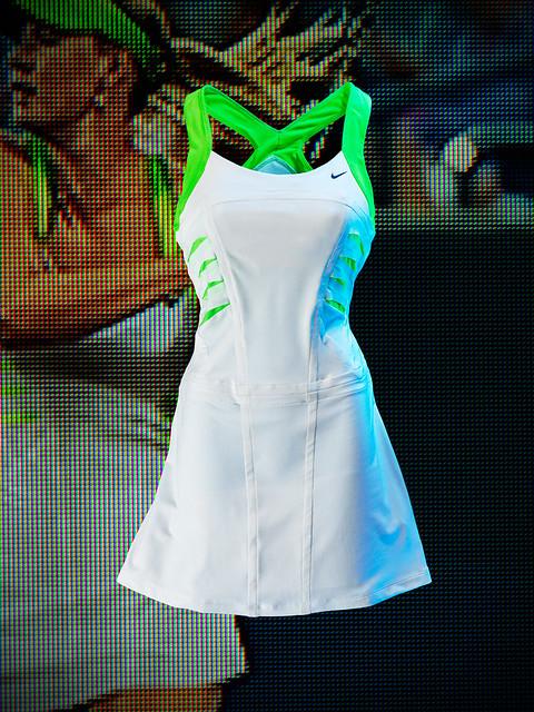 Maria Sharapova Nike outfit
