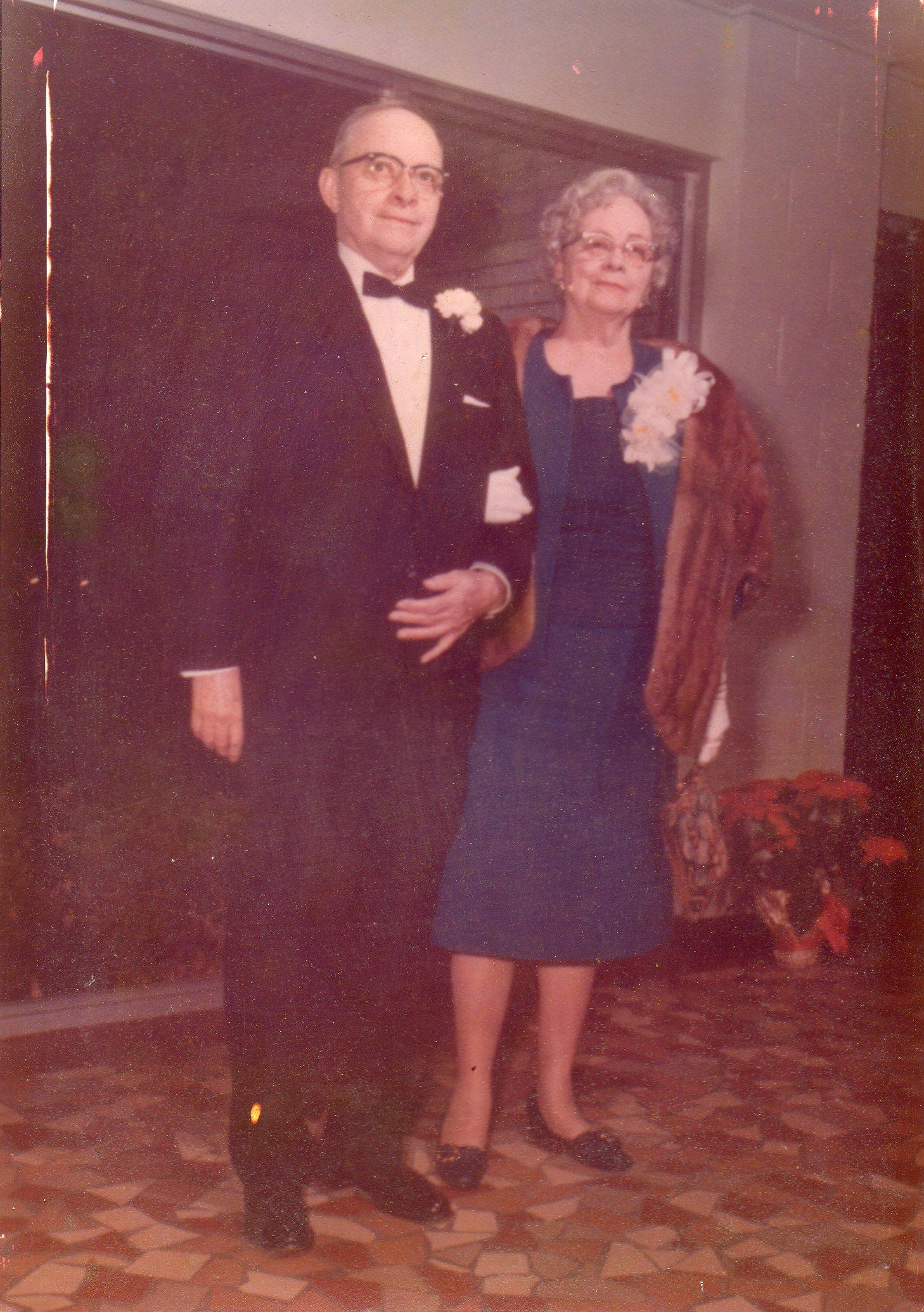 Stephen Anthony Para and Minnie Virginia Richards