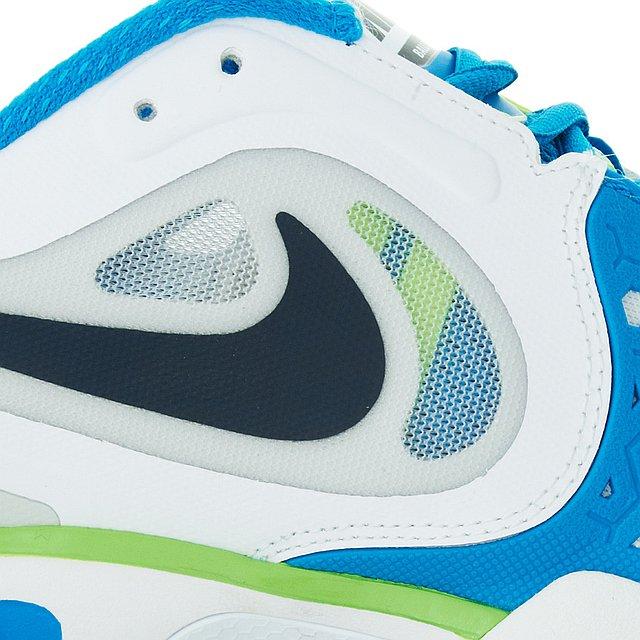 Nadal shoes: Nike Air Max Courtballistec 4.3