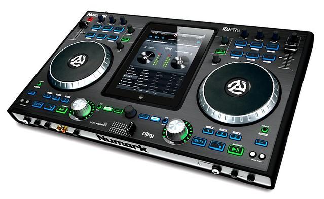 iDJ Pro Premium DJ Controller for iPad-1