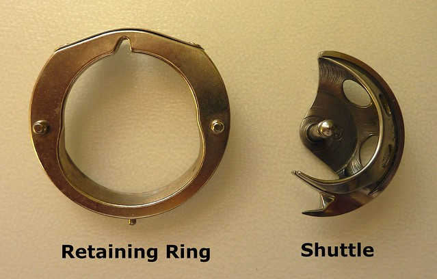 Retaining Ring and Shuttle