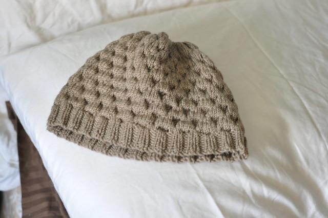 dimple hat.