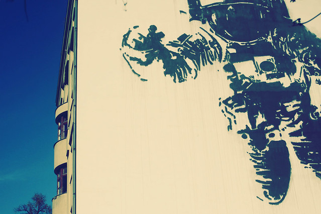 simple astronaut stencil - photo #35