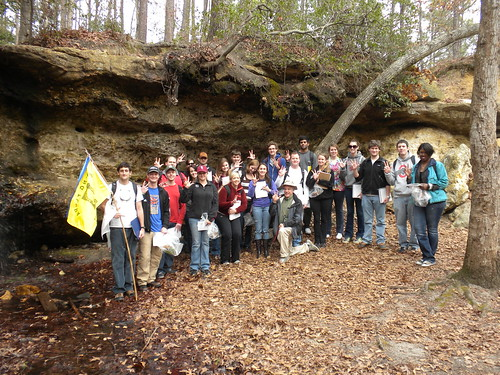 terrain nature students ecology landscape lexington flag hike class study carolina usc botany biology edmund midlands sandhills peachtreerock phytology carlvonlinné vivatlinnaeus
