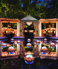 Bartolotta Restaurant at Wynn Las Vegas Pool Loggia