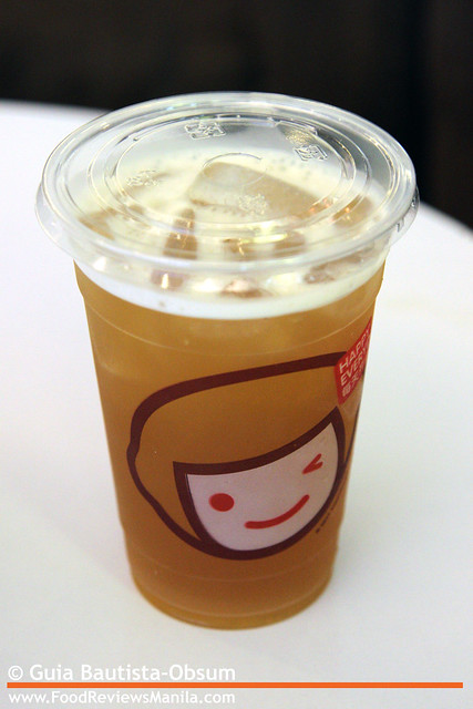 Happy Lemon Mango Green Tea