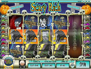 Scary Rich Slot Machine