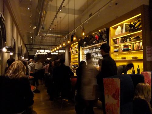 Bar Area, Corkbuzz