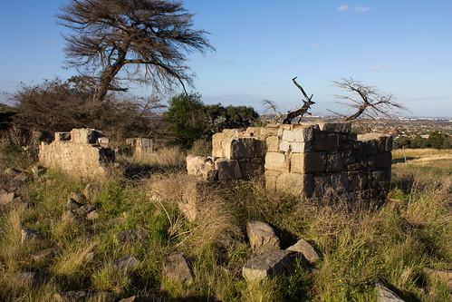 Dundonald ruins, 2011-04-16 (IMG_0110)