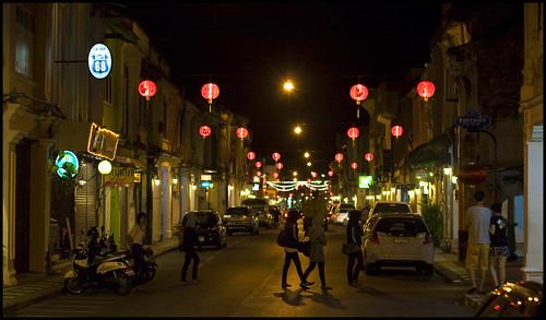 Thalang Road, Phuket Town