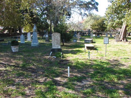 Huguenot Cemetery, Saint Augustine