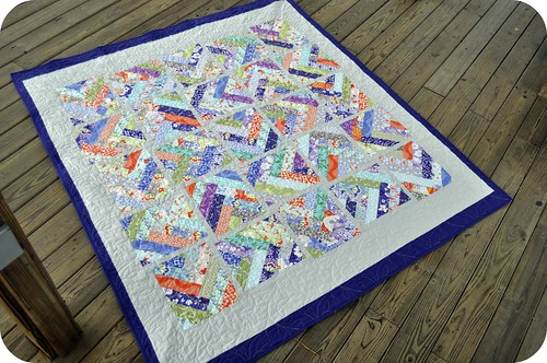 Double Happiness Quilt